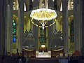 La Sagrada Familia - interior 3 - Barcelona - panoramio.jpg