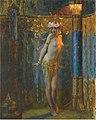 La danse de Salomé ou 'Les papillons d'or', 1928, 92x74cm.jpg