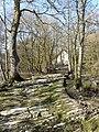 La voie romaine à Pontveix (Conquereuil).JPG