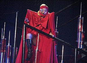 "The Fame - Gaga performing the title track, ""The Fame"" on The Monster Ball Tour"