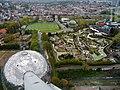 Laeken Mini Europe viewed from Atomium 1.jpg