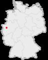 Lage der Stadt Oberhausen in Deutschland.png