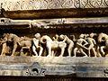 Lakshmana Temple Western Group of Temples Khajuraho India - panoramio (21).jpg