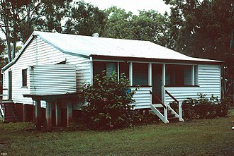 Lamb Island Pioneer Hall - Lamb Island Pioneer Hall, 1994