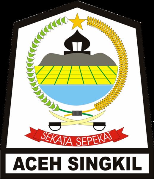 Berkas:Lambang Kabupaten Aceh Singkil.png