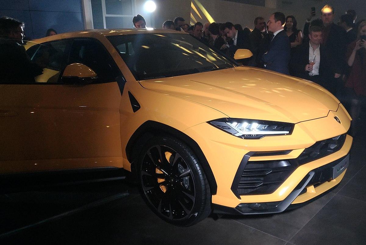 Lamborghini Urus Wikipedia