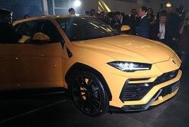 Lamborghini Urus — Wikipédia