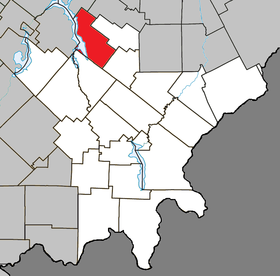 Lambton Quebec location diagram.png