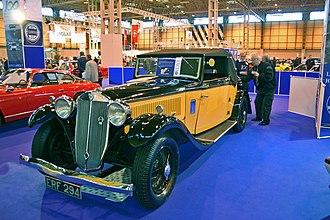Lancia Dilambda - Lancia Dilambda Carlton Tourer 1930