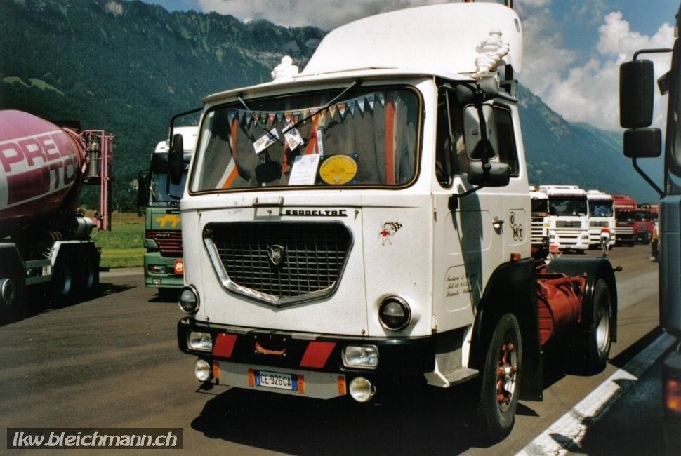 Lancia Esadelta C