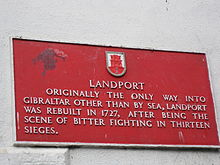 Landport sign, Gibraltar.jpg