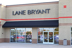 Plus-size clothing - Lane Bryant store Pittsfield Twp., MI