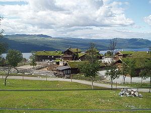 Nore og Uvdal - Langedrag Naturpark