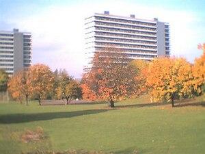 Langenæs Park - Image: Langenaeshus