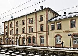 Langenselbold Bahnhof 20101210