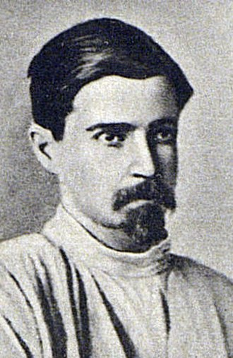 Yuri Larin - Yuri Larin (1906)