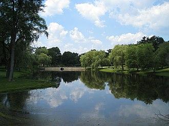 Larz Anderson Park - Image: Larz Anderson 3