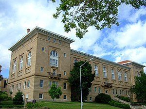 Lathrop Hall - Lathrop Hall