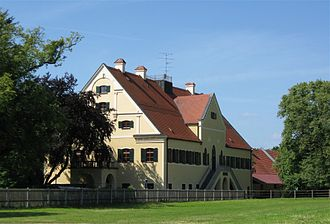 Oberhaching - Wittelsbach mansion in Laufzorn