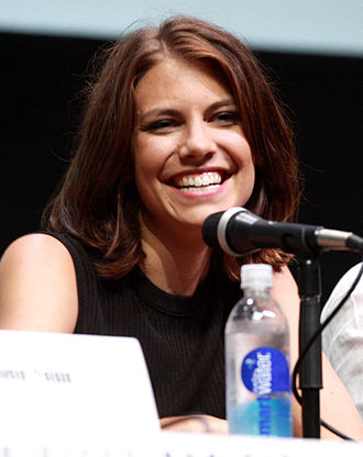 Lauren Cohan - Lauren Cohan at the 2013 San Diego Comic Con International
