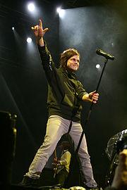 Lauri in concerto a Lublino, 2010.