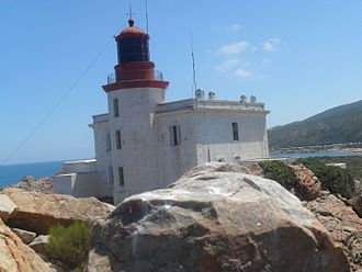 Jijel - R'as Afia Lighthouse