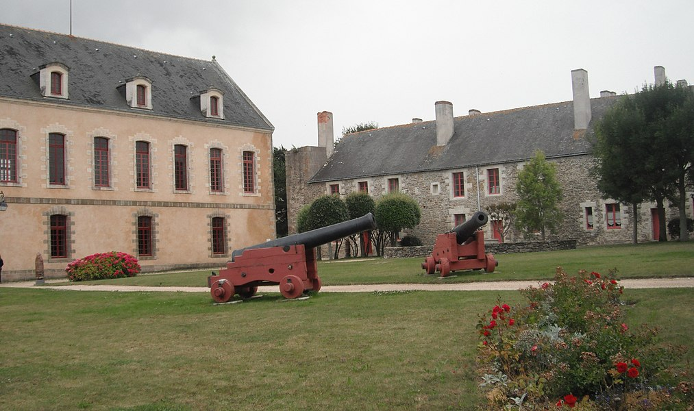 The Citadel Vauban.