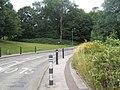 Leafy corner on Belmont Road - geograph.org.uk - 887613.jpg