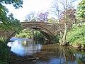 Lealholm Bridge and River Esk (east side) - geograph.org.uk - 1598427.jpg