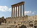 Lebanon, Baalbek, Temple of Jupiter.jpg