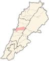 Lebanon districts Matn.png
