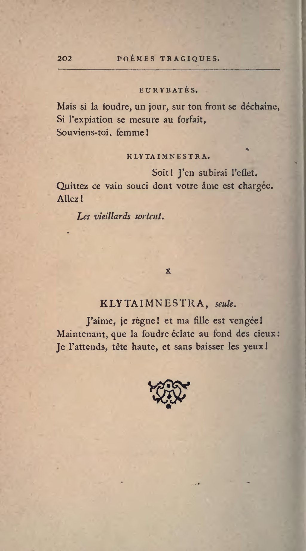Pageleconte De Lisle œuvres Poèmes Tragiquesdjvu216