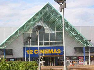 Picketts Lock -  Cinema at the Lee Valley Leisure Complex