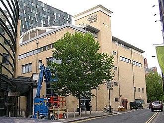 Conservatoires UK - Image: Leeds College of Music