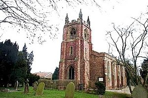 Leeming, North Yorkshire - The Church of Saint John the Baptist, Leeming