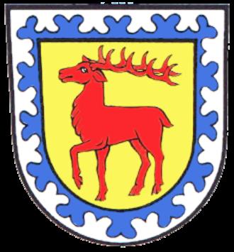 Leibertingen - Image: Leibertingen Wappen