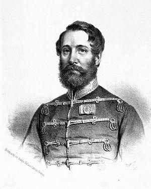 Károly Leiningen-Westerburg - Károly Leiningen-Westerburg