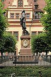 Leipzig - Naschmarkt - Goethe-Denkmal 02 ies.jpg