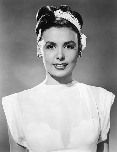 Picture of a band or musician: Lena Horne