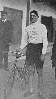 Leonard Meredith English cyclist