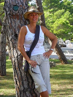 Lepa Brena - Photo of Lepa Brena, taken in 2007.