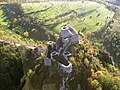 Let vrtulnikem11 - hrad Srebrenik (13.-18. stol.) jeste lepe.jpg