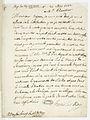 Lettre autographe de Stanislas Leszczynski faisant état de l'assignation à lui faite par le Régent de 1000 livres par semaine sur la monnaie de Strasbourg. - Archives Nationales - G-7-541-B.jpg