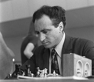 Lev Polugaevsky - Lev Polugaevsky in 1972