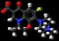 Levofloxacin zwitterion ball.png