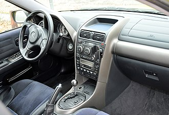 Lexus IS - Interior