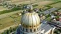 Licheń- Sanktuarium Matki Bożej Licheńskiej. Widok z wieży Bazyliki - panoramio (24).jpg