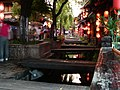 Lijiang Gucheng, canal, Yunnan 2010.jpg