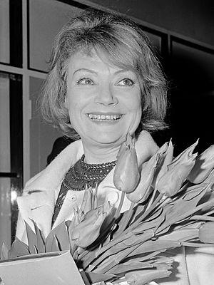 Lila Kedrova - Kedrova in 1965.