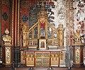Lille Eglise Saint Maurice autel de Sainte-Barbe de Buisine-Rigot Charles (WLM2018).jpg